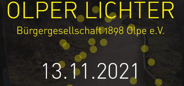 Olper Lichter 2021